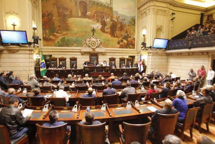 Conselho de Ética da Alerj se reúne nesta sexta-feira