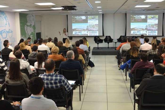 Ciclo de palestras de seguradora discute inova��es tecnol�gicas e tend�ncias no mercado de trabalho