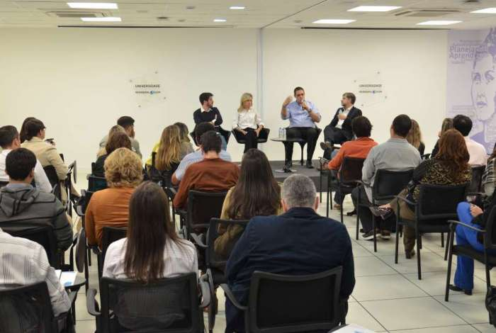 Mongeral Aegon organizou ciclo de palestras envolvendo empresas e profissionais na sede da entidade, no Centro do Rio