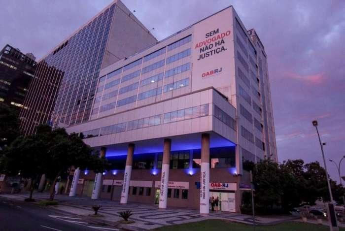 Sede da Ordem dos Advogados do Brasil do Rio de Janeiro