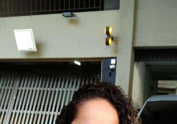 CAMILA MIRANDA, 21 anos, estudante, mora em Bangu