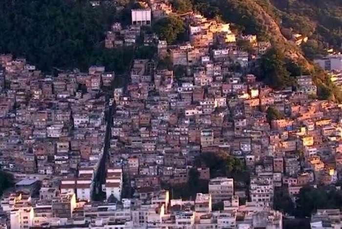 Morro do Pavão-Pavãozinho