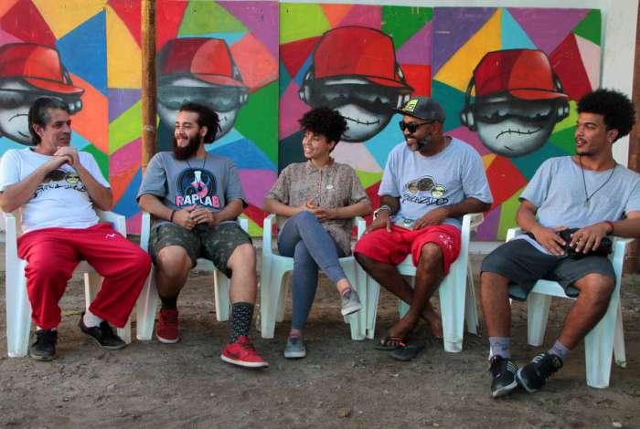 Oficinas de grafite e eventos culturais acontecem no bairro. Objetivo é reduzir as desigualdades sociais, criar oportunidades de trabalho, cultura e lazer para jovens das periferia