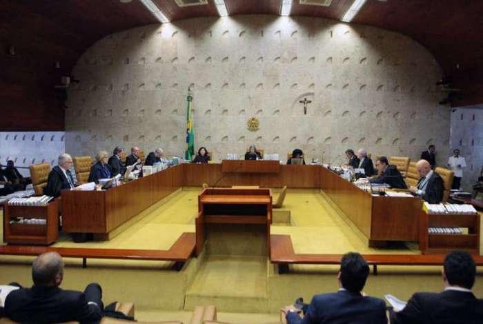 Partido Novo pede que presidente Michel Temer vete aumento para ministros do STF aprovado pelo Senado Federal