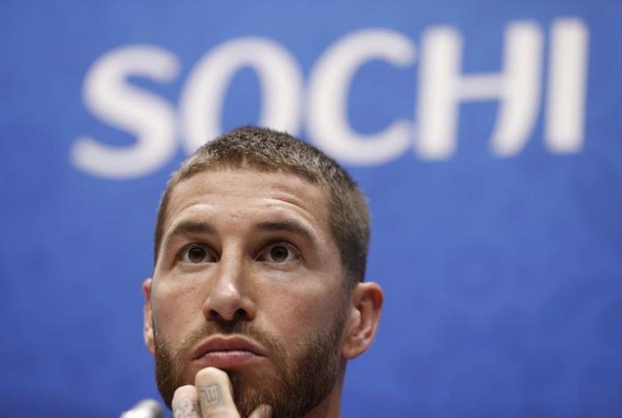 Em resposta a declara��o de maradona, Sergio Ramos afirmou que Messi � melhor que �dolo argentino