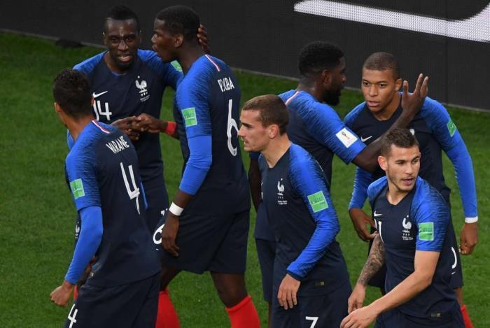 França e Peru se enfrentam em Ecaterimburgo