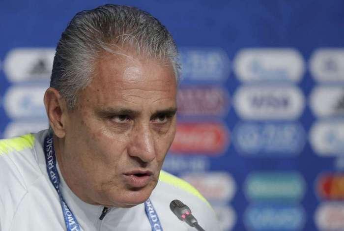 Tite admite que jogo contra Costa Rica ser� decisivo