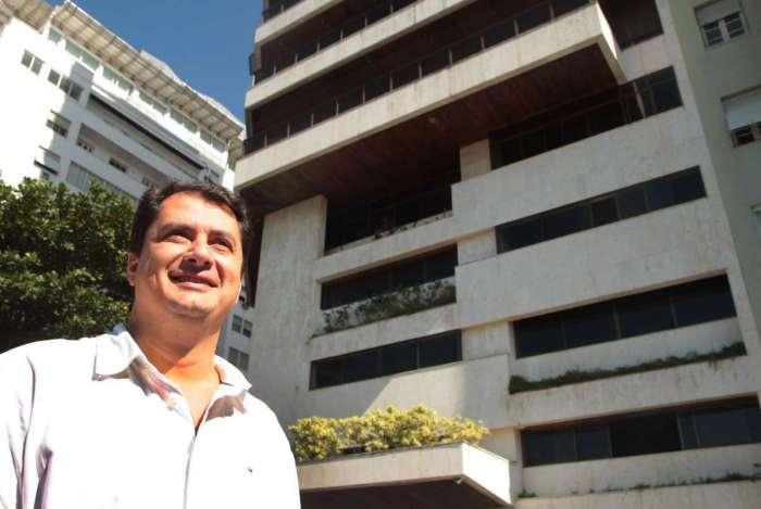 O síndico Milton Menezes conta que no seu prédio, em Copacabana, foi necessário fazer pequenos reparos