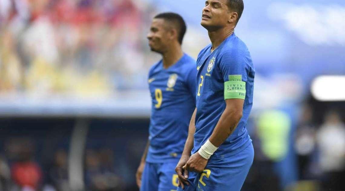 Brasil e Costa Rica se enfrentam em S�o Petesburgo