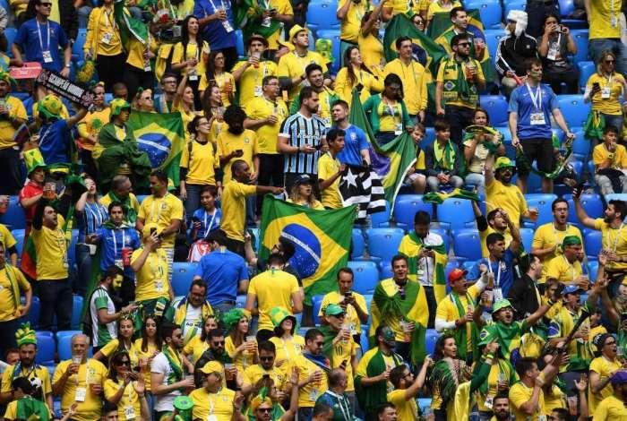 Prisão foi feita no estádio Krestovsky, em São Petersburgo, na Rússia, durante a Copa do Mundo