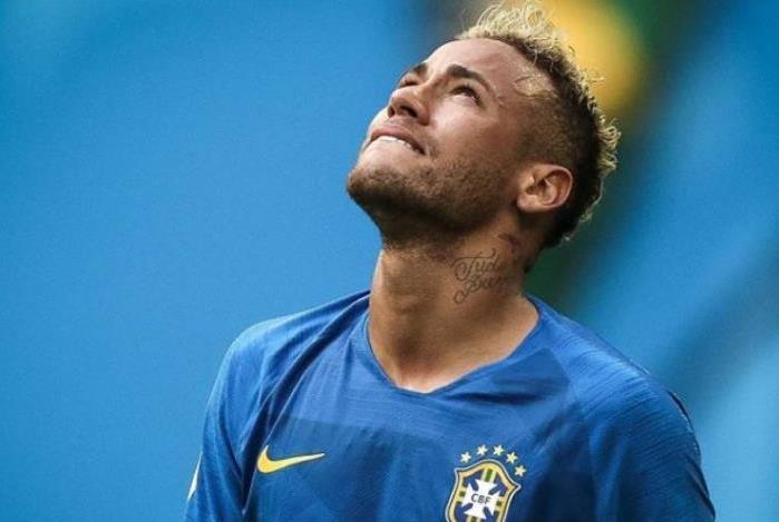 Neymar extravasou no Instagram