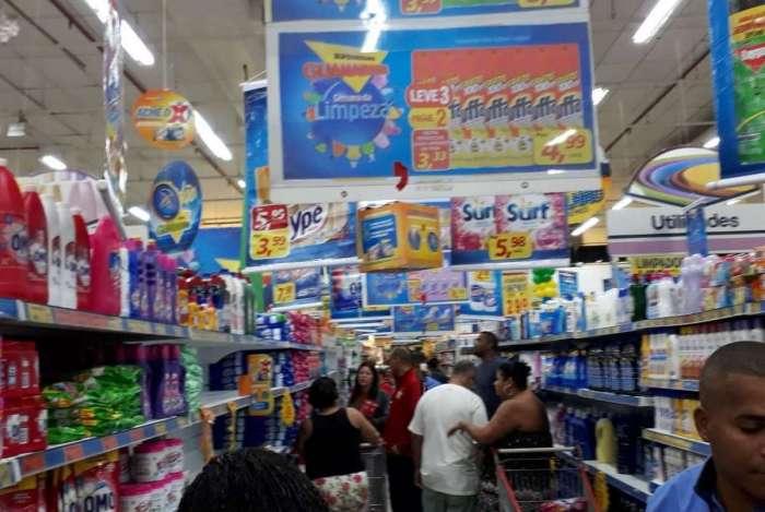 Promo��es devem aumentar o fluxo de clientes no Guanabara