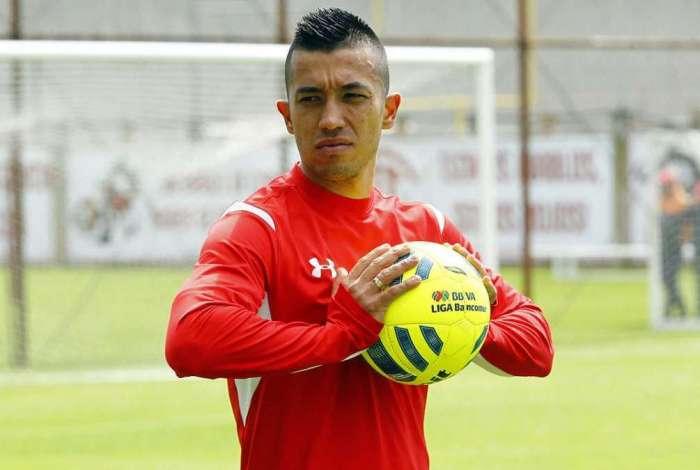 Colombiano Fernando Uribe estava atuando no futebol mexicano