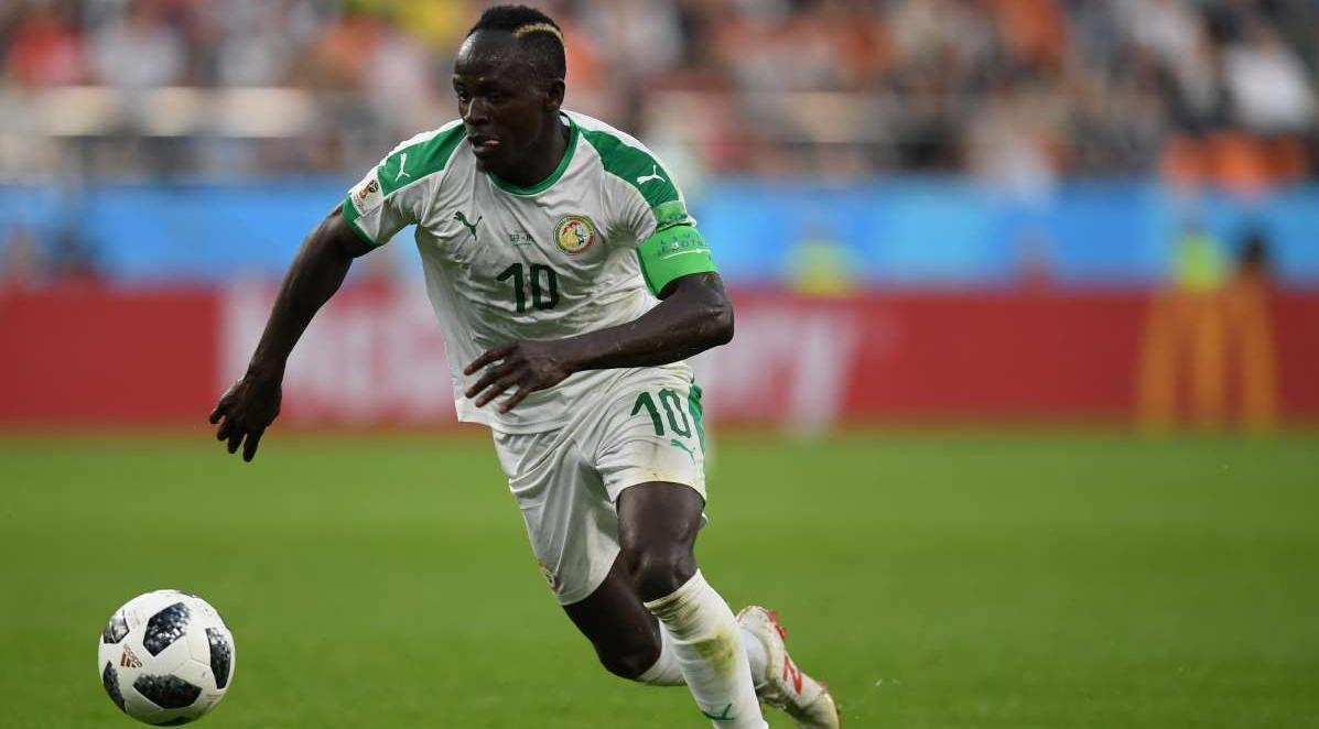 Japão e Senegal se enfrentaram em jogo animado