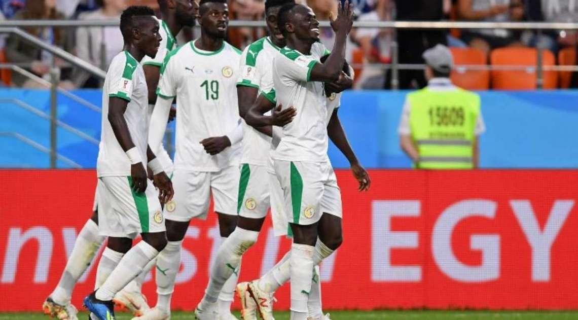 Jap�o e Senegal empataram em 2 a 2