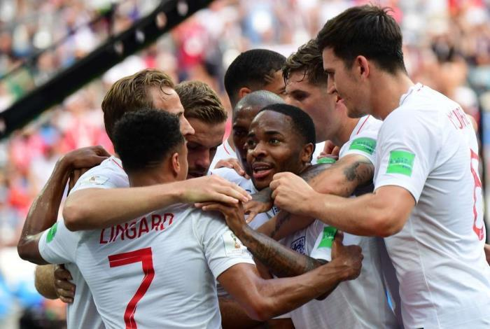 Inglaterra atropelou o Panamá em Nizhny Novgorod, neste domingo