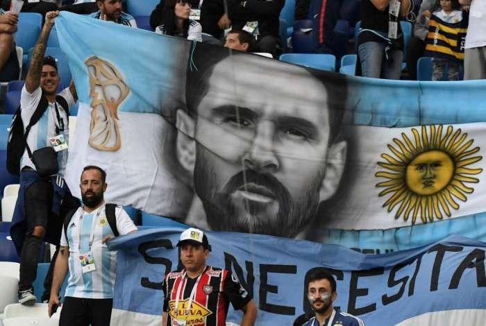 Argentina recebeu puni��o