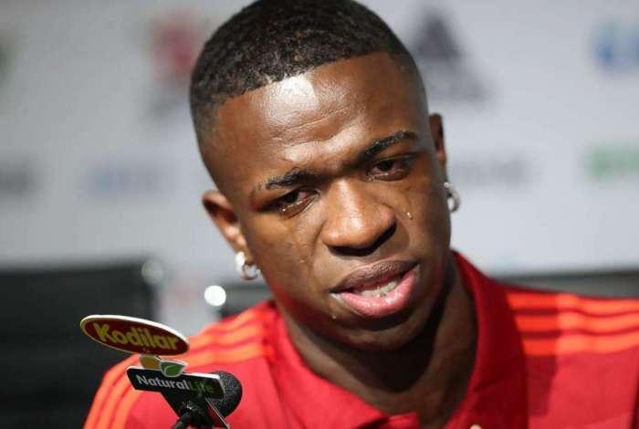 Vinicius pode voltar ao Flamengo