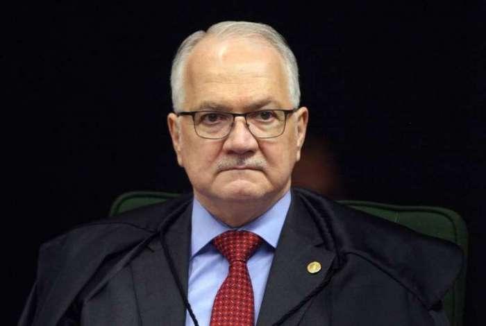 Ministro Edson Fachin decidiu enviar processo pedido de liberdade feito pela defesa do ex-presidente Luiz In�cio Lula da Silva para julgamento no plen�rio da Corte