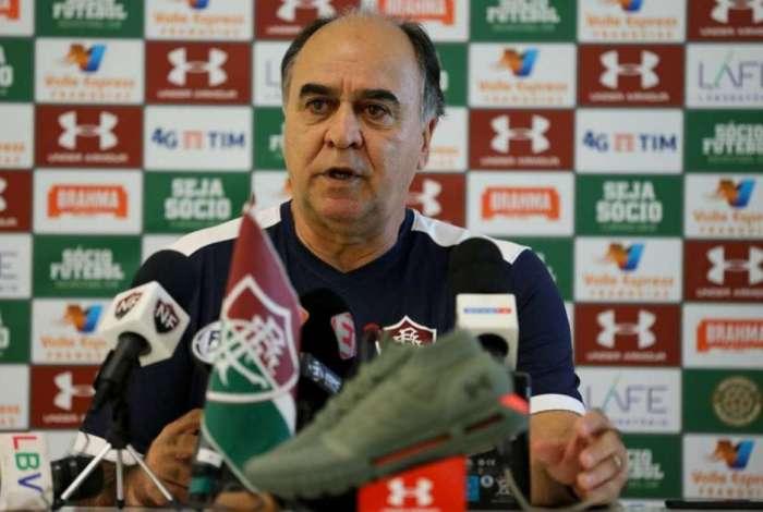 Marcelo Oliveira teve sua contratação anunciada dia 22 de junho