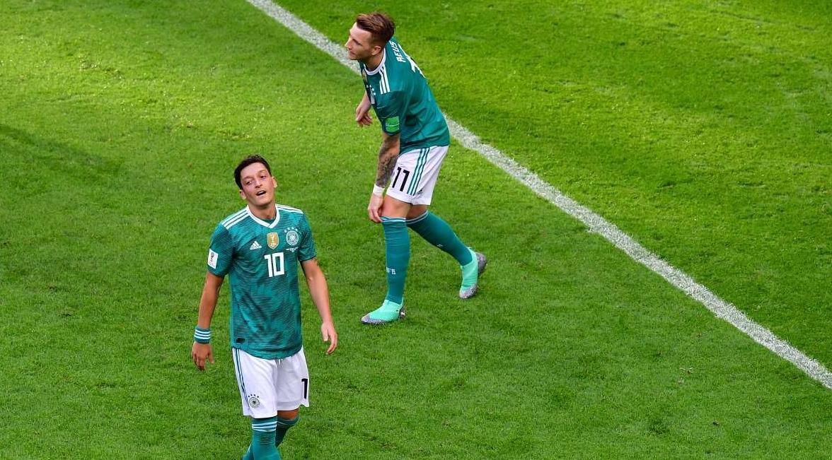 Coreia do Sul e Alemanha se enfrentam na Arena Kazan