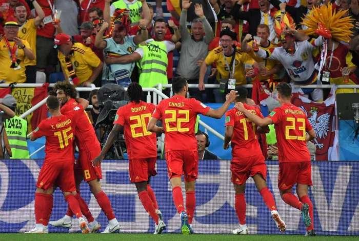 Funerária faz promoção caso seleção belga avance para a semifinal