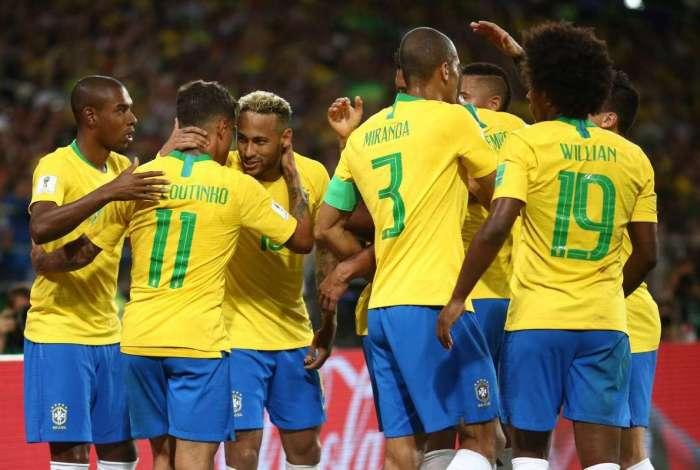 20f25f3018 Duelo marcado! Brasil e Argentina vão fazer amistoso na Arábia ...