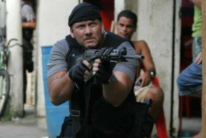 O policial civil Eduardo Freire Pinto Guedes Filho, o Paquetá
