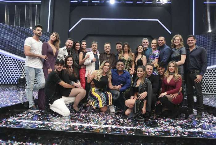 Final da 3 ª edição do 'Power Couple na Record'