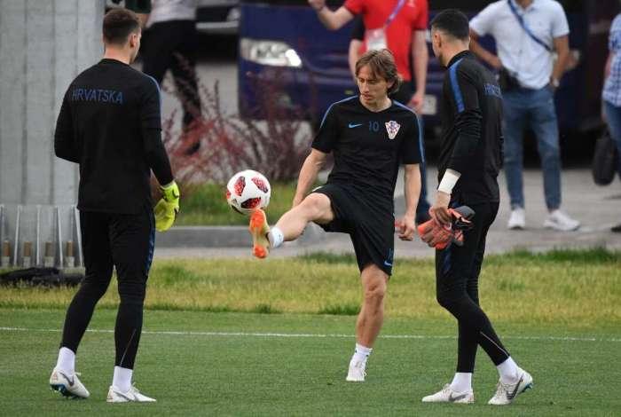 Croácia tem desafio importante neste domingo