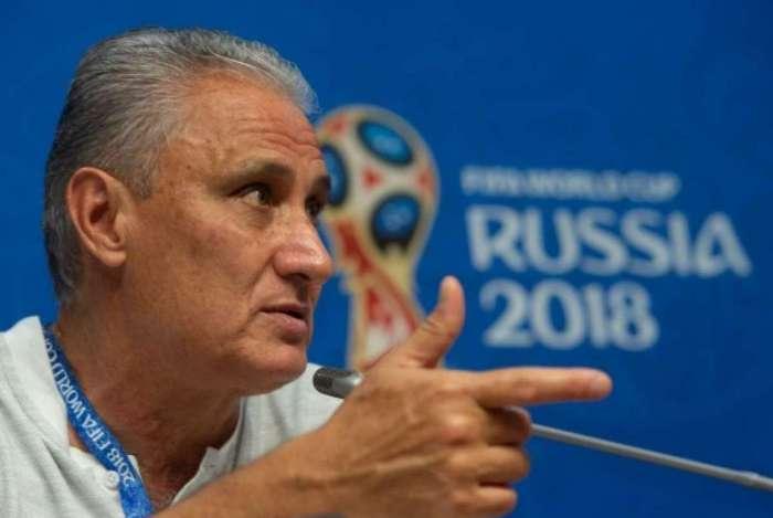 e63b78784e Tite acerta a renovação de contrato com a CBF até a Copa do Mundo de ...