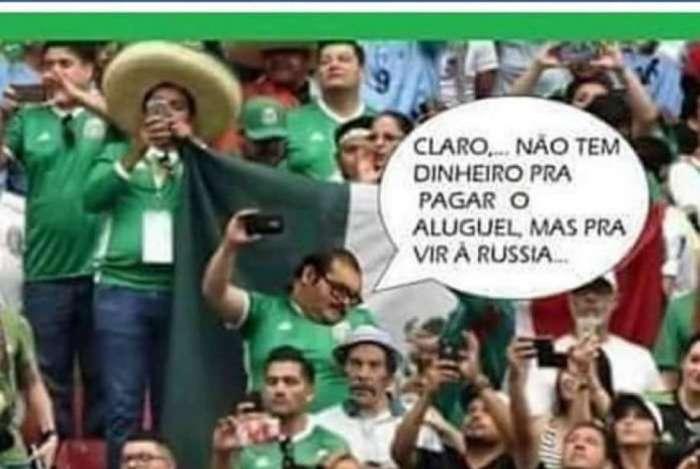 Vitória Da Seleção Contra O México Lota Internet De Memes