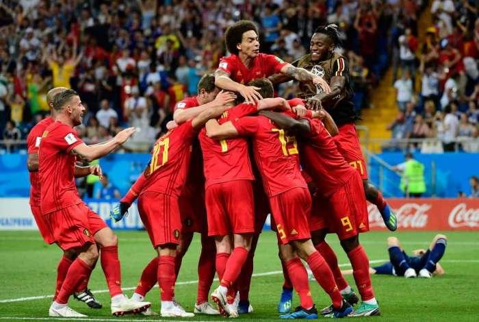 Após campanha histórica na Copa do Mundo, Bélgica assume ponta do ranking da Fifa