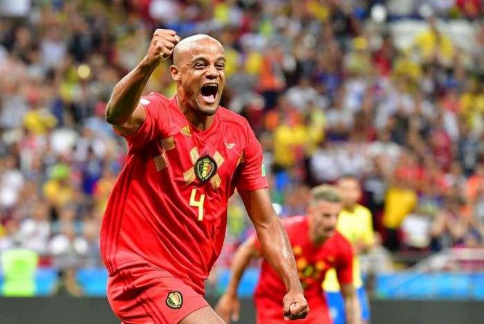 Seleção brasileira perde para Bélgica e está eliminada do Mundial