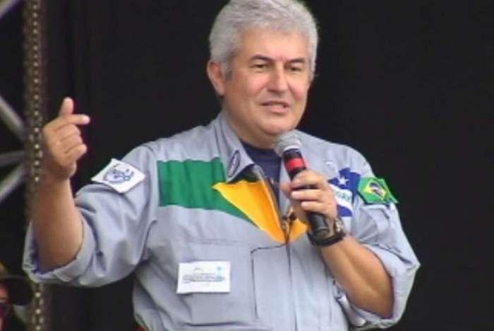 Marcos Pontes, ministro daa Ciência, Tecnologia, Inovações e Comunicações