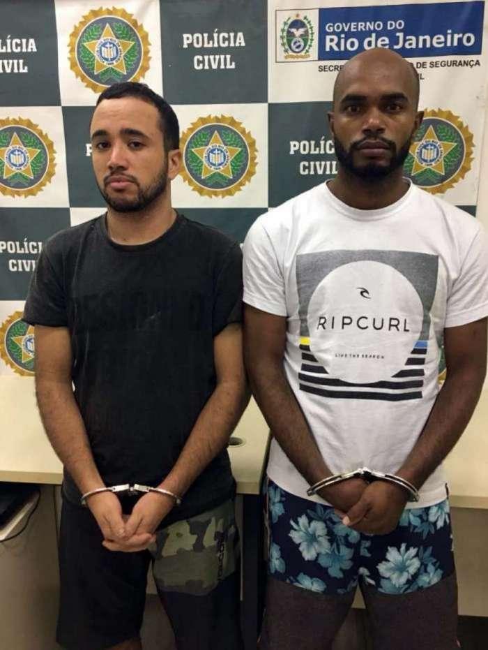 Zu e Poney são homens de confiança do chefe do tráfico do Jacaré
