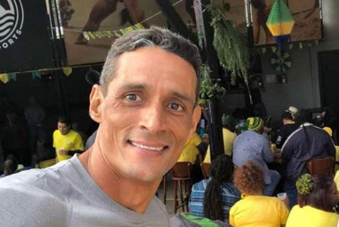 André Luiz foi medalha de bronze nas Olimpíadas de 1996