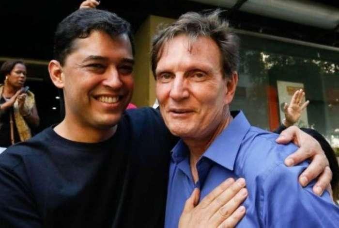 O pré-candidato ao governo do estado pelo PSD, o deputado federal Indio da Costa, já se prepara para pular fora da aliança com o prefeito