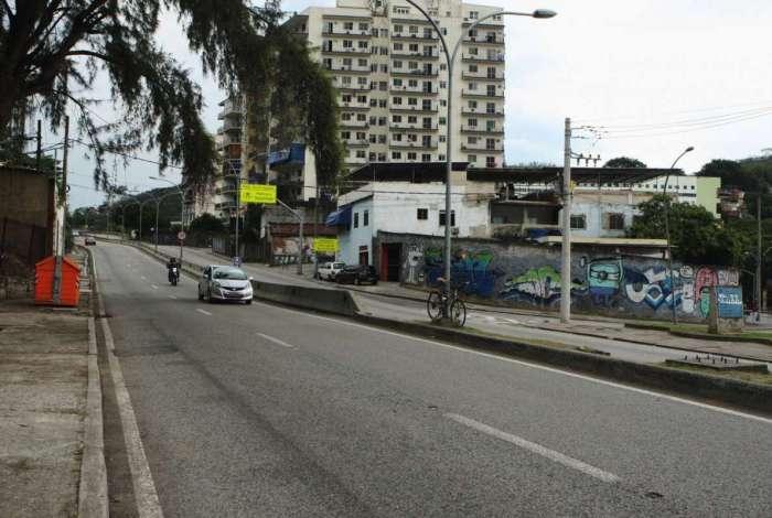 Autoestrada Grajaú-Jacarepaguá