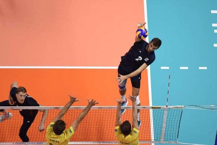 Brasil perdeu a disputa do bronze para os EUA
