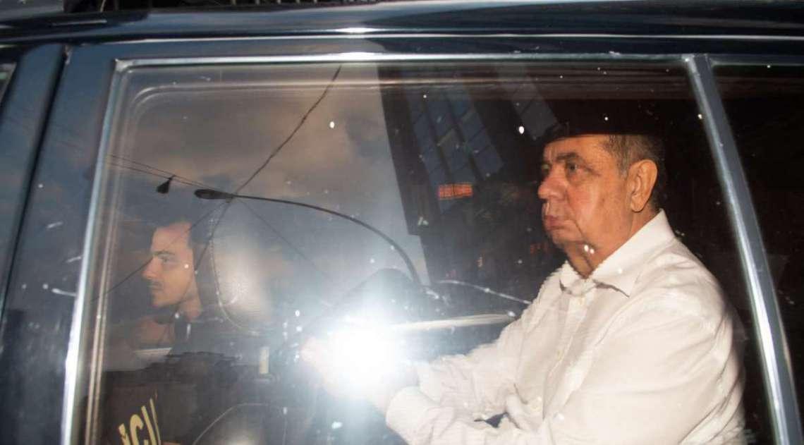 Ex-presidente da Alerj Jorge Picciani (MDB) está em prisão domiciliar. MPF diz que ele recebia R$ 400 mil de mensalinho, além de 'prêmio'
