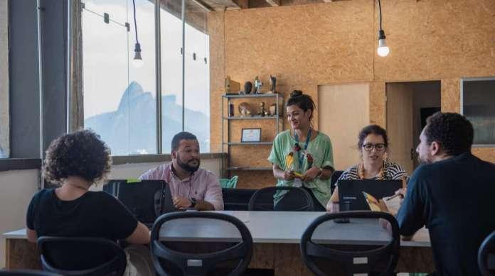 Espa�o Favela Hub ficar� no Cantagalo-Pav�o-Pav�ozinho e contar� com �reas de escrit�rio