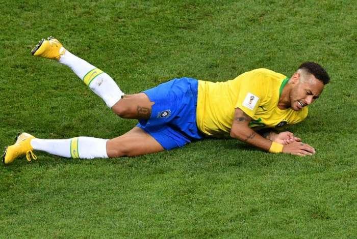 Neymar não teve uma Copa do Mundo positiva