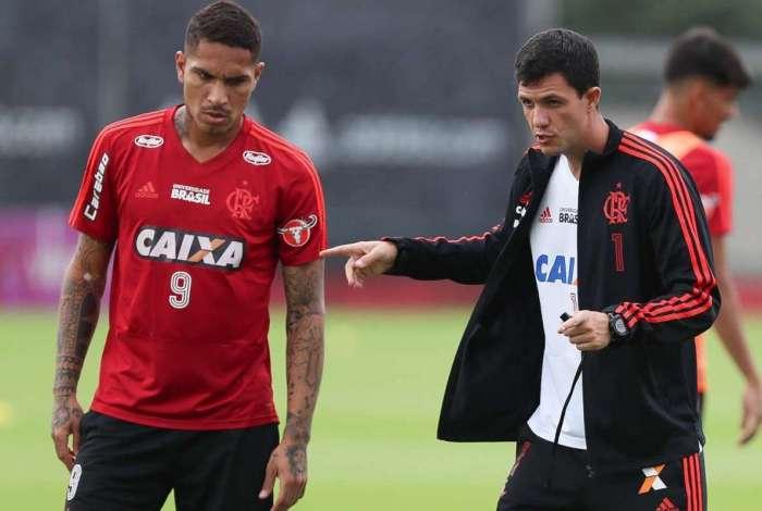 Guerrero não deve enfrentar o Cruzeiro