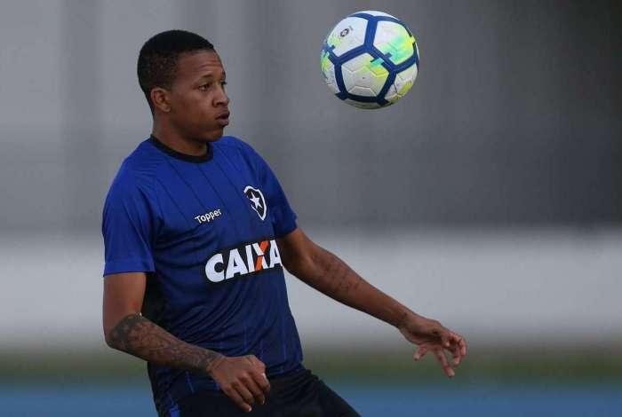 Volante Bochecha do Botafogo