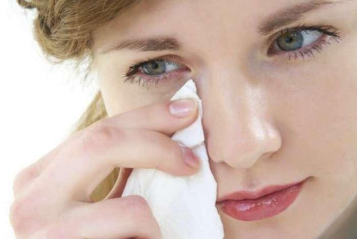 Aproximadamente 20% da população geral sofrem de alergia ocular