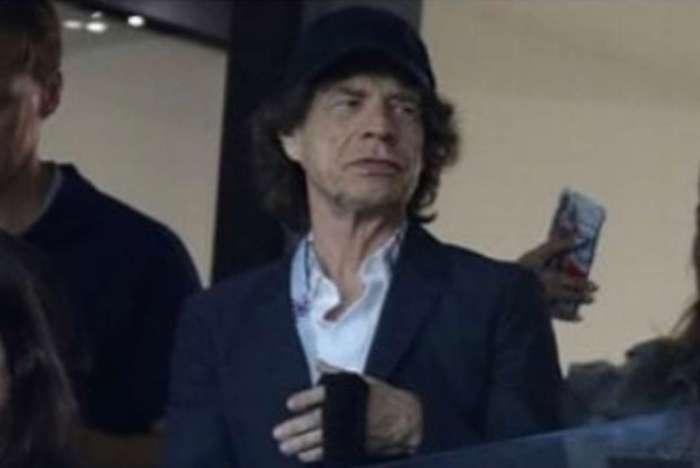 Mick Jagger reforçou seu rótulo de 'pé frio'