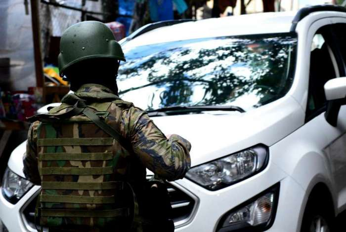 Megaoperação das forças de segurança em cinco comunidades termina com 9 presos