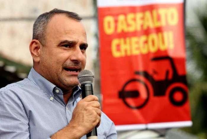 MP pediu afastamento de Wagner dos Santos Carneiro, o Waguinho (MDB), por improbidade administrativa