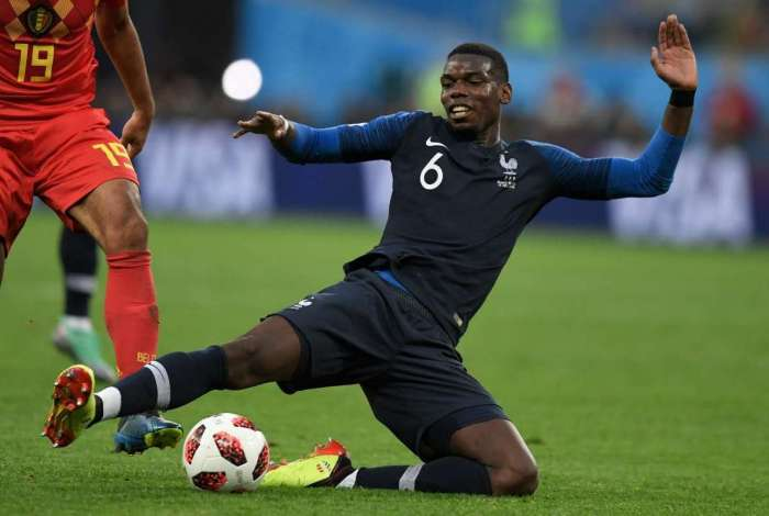 Paul Pogba descarta favoritismo francês na final da Copa do Mundo